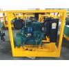 供应流量气动试压泵 气密封试压泵 井下工具试压泵