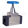 JZFS高压液压截止阀 众益碳钢截止阀