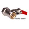 全铜电热水器安全阀止回阀泄压阀减压阀美的万和海尔通用配件