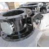 山东厂家现货库存锥形进料阀 气动耐磨陶瓷