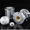 耐腐蚀耐磨损自润滑高强度 氧化锆陶瓷球阀