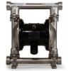 上海边锋QBY3-40气动隔膜泵 铸铁 铝合金 不锈钢