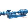 I-1B4寸单螺杆泵 浓浆泵 浆料泵 5寸不锈钢浓浆泵