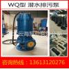 无堵塞qw排泥泵 100WQ70-15-7.5