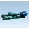 G型污泥泵 G25-2单螺杆泵