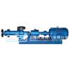 螺杆泵 单螺杆泵 浓浆泵 I-1B浓浆泵