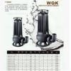 WQK10-10-0.75/QG 带切割 潜水排污泵