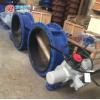 d941x污水专用电动调节蝶阀