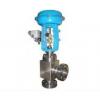 ZMAS气动薄膜高压角型调节阀