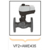 丹佛斯VF2电动调节阀