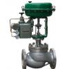 (热卖)DN20高温气动薄膜单座调节阀