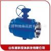 大口径全焊接球阀 Q367F供热用焊接球阀