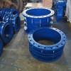 生产销售橡胶软接头,伸缩器 传力接头,鸭嘴阀 水阀系列